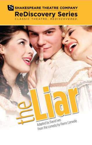 The Liar (Rediscovery Series)