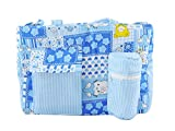 #7: Ole Baby Big Multi utility Little Hearts diaper bag
