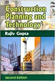 img - for construction planning and technology book / textbook / text book