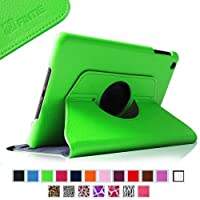 Fintie (Green) 360 Degrees Rotating Stand Leather Case Cover for Apple iPad mini 7.9 inch Tablet With Auto Wake...