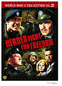 World War II Collection, Vol. 2 - Heroes Fight for Freedom (36 Hours / Air Force / Command Decision / Hell to Eternity / The Hill / Thirty Seconds Over Tokyo) from Warner Home Video