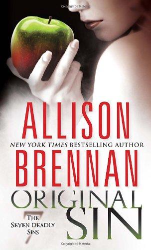 Original Sin (Seven Deadly Sins), Allison Brennan