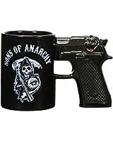 Sons of Anarchy Gun Mug