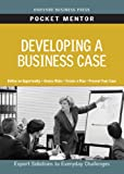 img - for Developing a Business Case (Pocket Mentor) book / textbook / text book