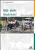 Hindi bolo!: Hindi für Deutschsprachige. Lehrbuch mit CD