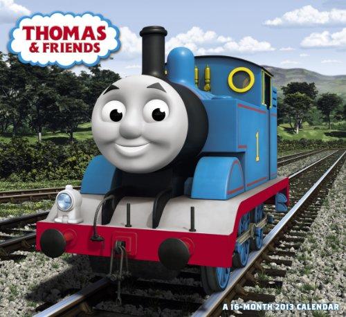2013 Thomas & Friends Wall Calendar