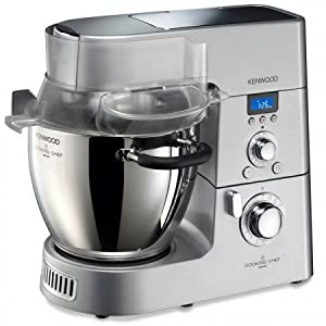 Kenwood robot km068 cooking chef major in dotazione for Kenwood cooking chef accessoire