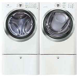Electrolux Laundry Bundle | Electrolux EIFLS60JIW Washer & Electrolux