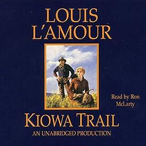 Kiowa Trail Audiobook
