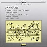 Cage;Piano&Orch.Concerto