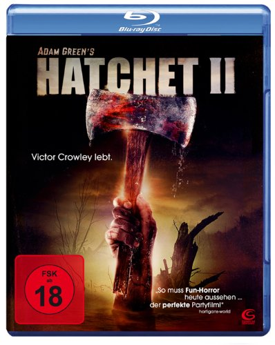 Hatchet 2 [Blu-ray]