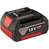 Bosch BAT620 18-Volt Lithium-Ion 4.0Ah Battery with Digital Fuel Gauge