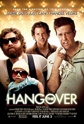 The Hangover Poster Movie 11x17 Bradley Cooper Ed Helms Zach Galifianakis Justin Bartha MasterPoster Print, 11x17