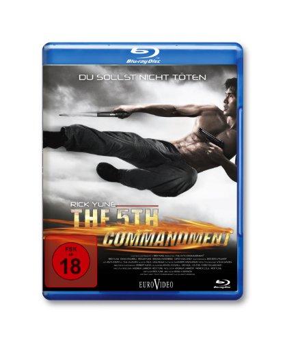 The 5th Commandment [Blu-ray]