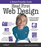 img - for Head First Web Design book / textbook / text book