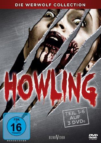 Howling - Die Werwolf Collection [3 DVDs]