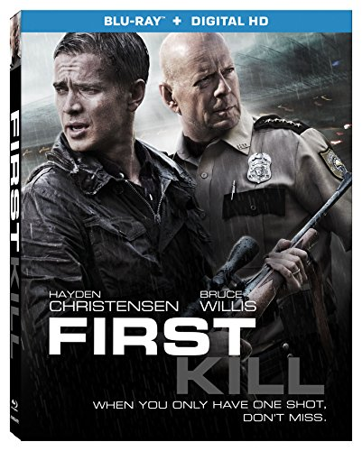 Blu-ray : First Kill (Blu-ray)