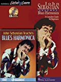 img - for John Sebastian Harmonica Bk/CD/DVD (Harmonica Listen & Learn) book / textbook / text book
