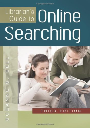 Librarian'S Guide To Online Searching, 3Rd Edition