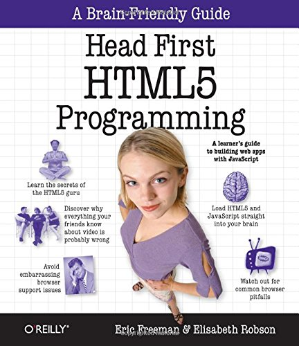 Download Head First HTML5 Programming: Building Web Apps with JavaScript