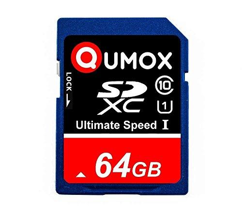 64gb-qumox-sd-xc-64-gb-sdxc-class-10-uhs-i-secure-digital-scheda-di-memoria-highspeed-write-speed-50