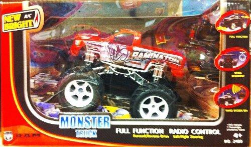 New Bright 1:24 Scale Monster Truck - Raminator