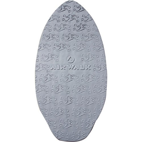 Airwalk GRIPPER Skim Board, Grey, 41-Inch