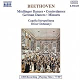 Beethoven: M�dlinger Dances; Contradanses; German Dances; Minuets ~ Ludwig van Beethoven
