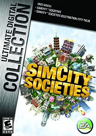 SimCity Societies Ultimate Digital Collection [Download]
