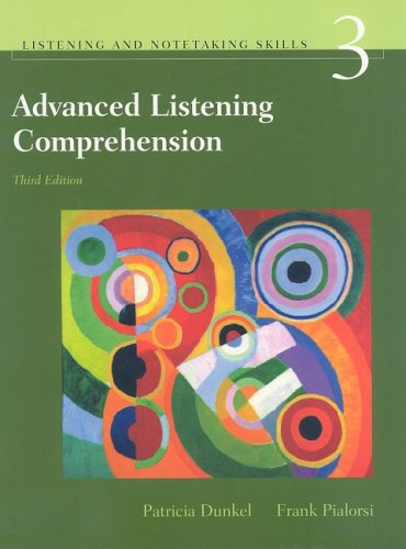 Advanced Listening Comprehension: Listening and...