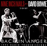 Back In Anger: 1995 Radio Transmissions (2 x CD SET)