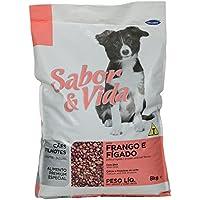 Sabor & Vida Puppies Chicken & Liver Dog Food, 8.0 Kg