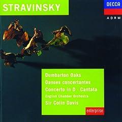 """Stravinsky: Concerto in E flat """"Dumbarton Oaks"""" - 3. Con moto"""