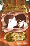 img - for By Ruby Vise - Peculiar Passions: or The Treasure of Mermaid Island (Red Hot Div (2003-07-16) [Paperback] book / textbook / text book