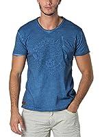 CANADIAN PEAK Camiseta Manga Corta Jalorie (Azul)