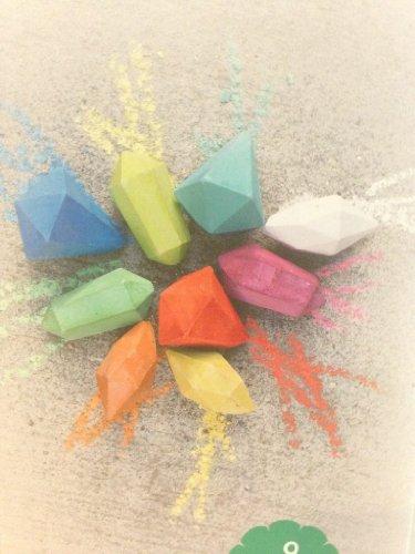 Sidewalk Chalk Gems - 1