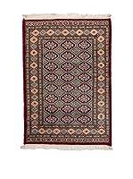 Navaei & Co. Alfombra Kashmir Rojo/Multicolor 118 x 79 cm