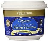 Spectrum Organic Shortening -- 24 oz