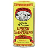 Konriko Greek Seasoning, 3.25-Ounce (Pack of 6)