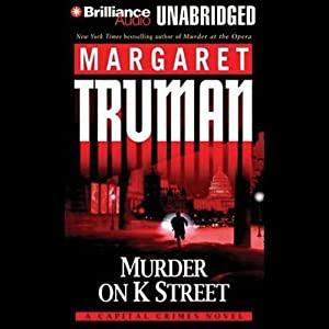 Murder on K Street Audiobook