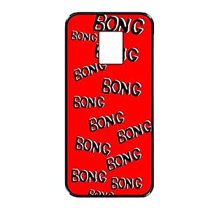 Vibhar printed case back cover for Samsung Galaxy S5 ManyBong