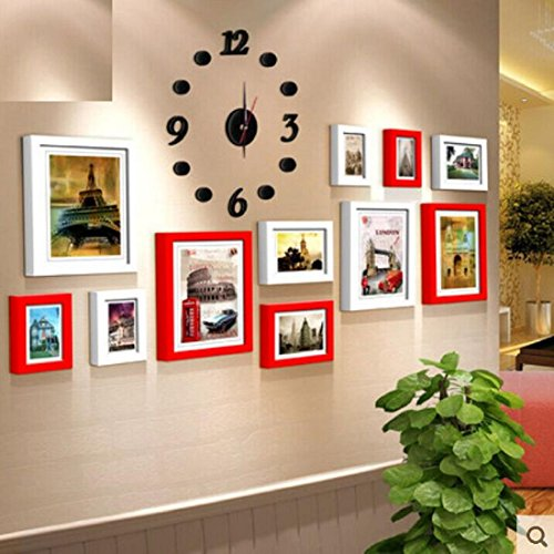 korea-wall-sticker-11-box-european-style-solid-wood-frame-wall-5-inch-7-inch-10-inch-combination-liv