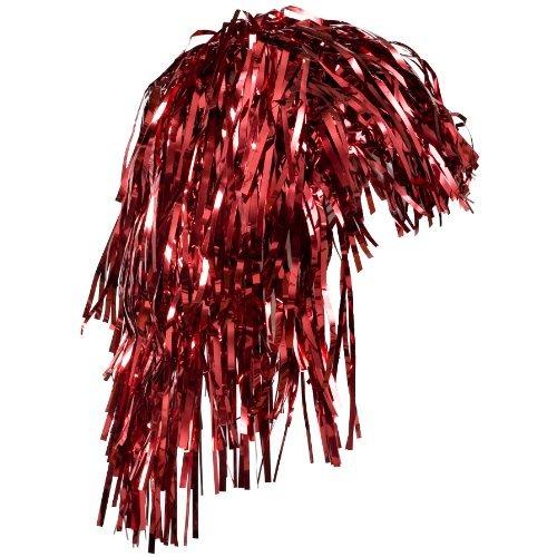 Foil Wig/Red