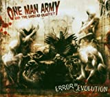 echange, troc One Man Army And The Undead Quartet - Error In Evolution