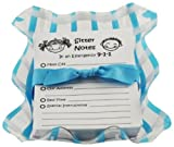 Lily for Hangables Sitter Notepads, Powder Blue Holder