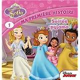 Soirée pyama, princesse Sofia, ma première histoire Disney junior