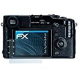 3 x atFoliX Fujifilm X-Pro1 Film protection d'écran Film protecteur - FX-Clear ultra claire