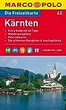 MARCO POLO Freizeitkarte Kärnten 1:120.000 (MARCO POLO Freizeitkarten)