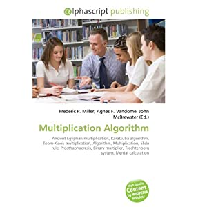 Multiplication Algorithm Toom Cook | RM.