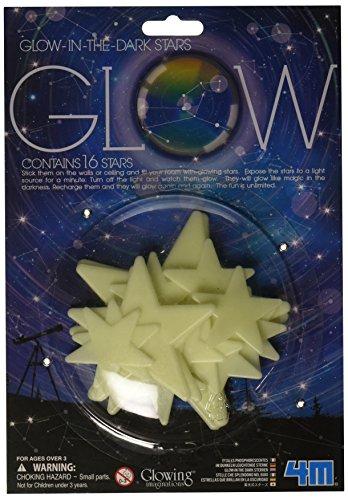 4M Glow Stars (16-Piece)